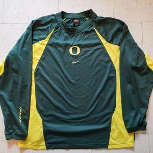 Oregon ducks warm up jersey
